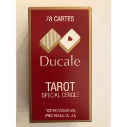 Tarot Ducale 78 Cartes étui carton