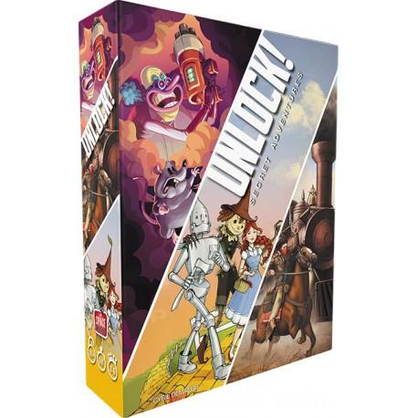Unlock! 2 Mystery Adventures (FR)