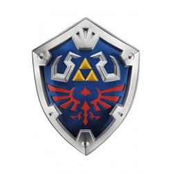 Bouclier Plastique Link's Hylian Shield 48 cm - Legend of Zelda Skyward Sword
