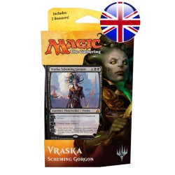 Rivals of Ixalan Planeswalker Deck 1 - Vraska, Scheming Gorgon (EN)