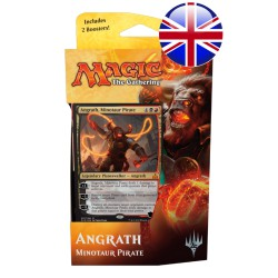 Rivals of Ixalan Planeswalker Deck 2 - Angrath, Minotaur Pirate (EN)
