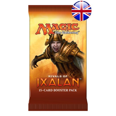 Rivals of Ixalan Booster Pack (EN)