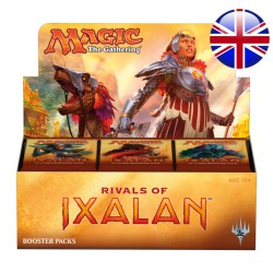 Boîte de 36 Boosters Rivals of Ixalan (EN)