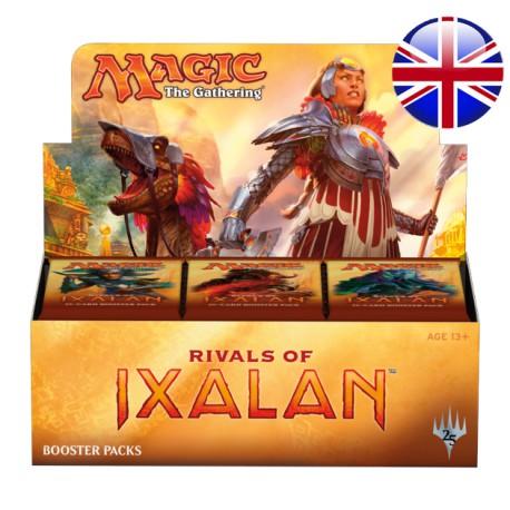 Boîte de 36 Boosters Rivals of Ixalan (EN)