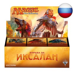 Boîte de 36 Boosters Rivals of Ixalan en Russe (RU)