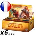 Boîte de 36 Boosters Les Combattants d'Ixalan par 6 ou plus (FR)