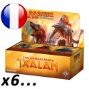 Booster Box Les Combattants d'Ixalan (36 packs) by 6 or more (FR)