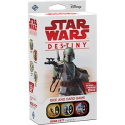 Boba Fett Starter Set - Star Wars Destiny (EN)