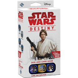Luke Skywalker Starter Set - Star Wars Destiny (EN)