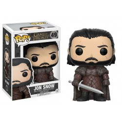 Jon Snow (New Look) Funko Pop Game of Thrones 49