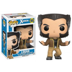 Logan X-Men Funko Pop Marvel 185