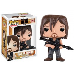 Darryl Dixon with Rocket Launcher Funko Pop The Walking Dead 391