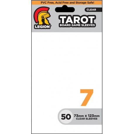 Tarot Size Board Game Sleeves 7 Legion Standard Sleeves (x50)
