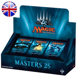 Masters 25 Booster Box (24 packs) (EN)