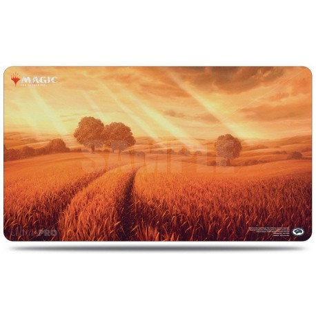 Tapis de Jeu Plaines Unstable - Plains Playmat Magic Ultra Pro