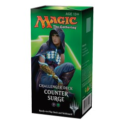 Challenger Deck 4 Counter Surge - Noir Vert (EN)