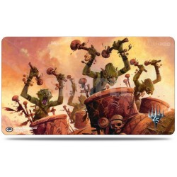 Masters 25 Playmat - Goblin War Drums Ultra Pro Magic Playmat
