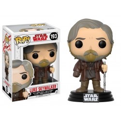 Luke Skywalker Funko Pop Star Wars Episode 8 The Last Jedi 193