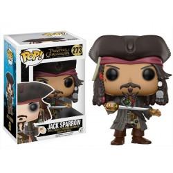 Jack Sparrow Funko Pop Pirates des Caraïbes La Vengeance de Salazar 273