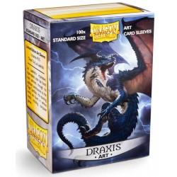 Draxis Art Sleeves Dragon Shield Standard (x100)