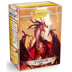 Tanur Art Sleeves Dragon Shield Standard (x100)
