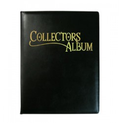 Dragon Shield - Portfolio - 9 cases - Collectors Album - Noir