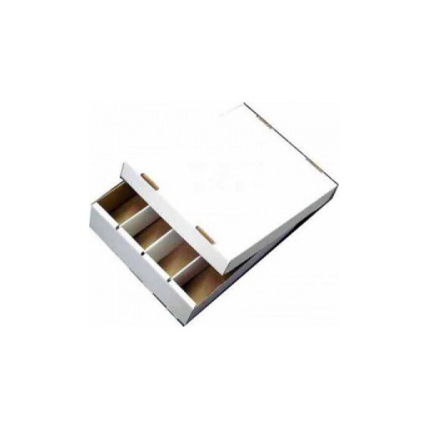 boite de rangement grande capacit 4000 cartes. Black Bedroom Furniture Sets. Home Design Ideas