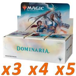 Boîte de 36 Boosters Dominaria (x3 et plus)