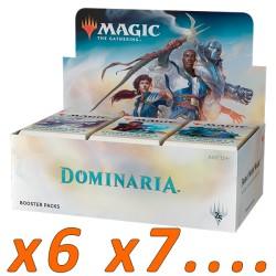 Boîte de 36 Boosters Dominaria (x6 et plus)