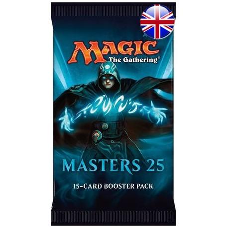 Masters 25 Booster (EN)