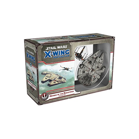 Heroes of the Resistance Expansion Pack X-Wing (EN)