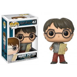 Harry Potter avec la carte des maraudeurs Funko Pop Harry Potter Movies 42