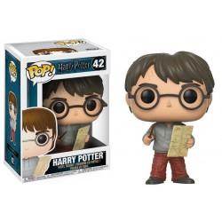 Harry Potter avec la carte des maraudeurs Funko Pop Harry Potter Movies 42