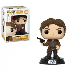 Han Solo Funko Pop Star Wars Solo 238