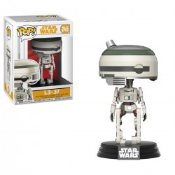 L3-37 Funko Pop Star Wars Solo 245