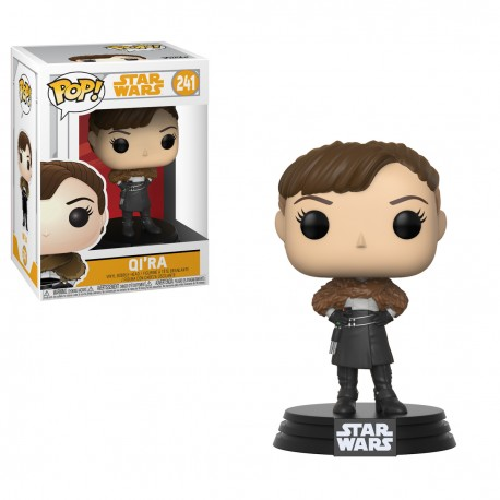 Qi'Ra Funko Pop Star Wars Solo 241