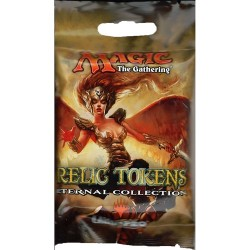 Relic Tokens - Eternal Collection Booster - Ultra Pro Magic the Gathering