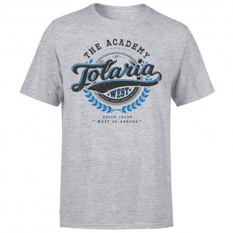 T-shirt Tolaria Academy Magic the Gathering (Noir)