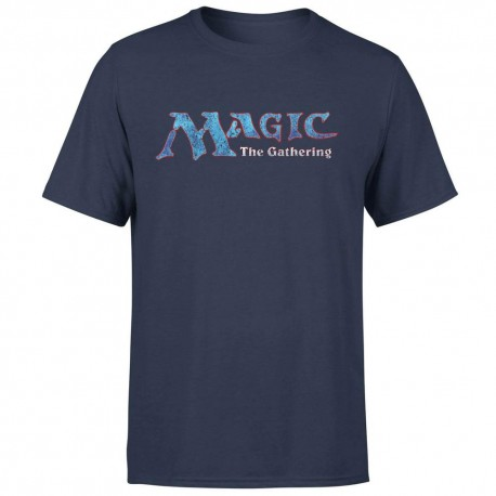 T-shirt Logo Vintage 1993 Magic the Gathering (Noir)