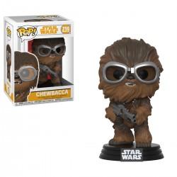 Chewbacca with Goggles Funko Pop Star Wars Solo 239
