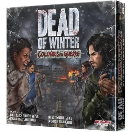 Dead of Winter : Colonies en Guerre (Extension) (FR)