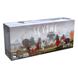 Scythe Conquérants du Lointain (Extension) (FR)