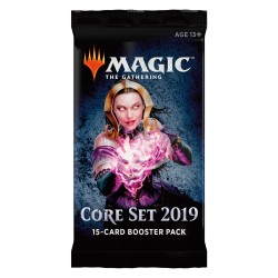 Set of 5 Planeswalker Decks : Core Set 2019