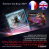 Booster Box : Core Set 2019 (36 packs) + Buy-a-Box card Nexus du destin