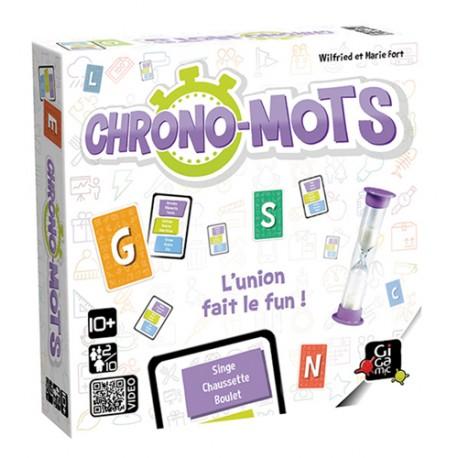 Chrono Mots (FR)