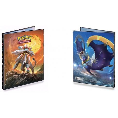 Portfolio 9 Cases Pokémon Soleil et Lune 1 Ultra Pro