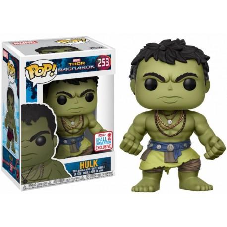 Hulk 2017 Fall Convention Funko Pop Thor Ragnarok 253