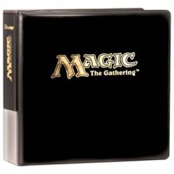 "Ultra Pro 3 Ring Binder Magic the Gathering Black Album 3"""