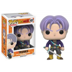 Trunks Funko Pop Dragonball Z 107