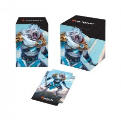 Deck Box Pro 100+ Ajani, adversaire des tyrans - Magic Edition de Base 2019 - Ultra Pro